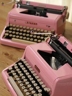 Vintage typewriters @ Home Remodeling Ideas