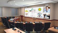 Visiology presenta oficialmente su software de digital signage Polywall en Sudamérica