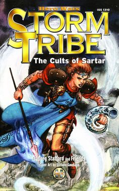 Storm Tribe: The Cults of Sartar
