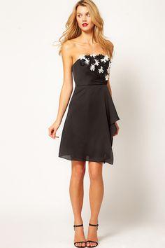 $89.99 cheap short black Homecoming Dresses Cocktail Dresses Party Dresses