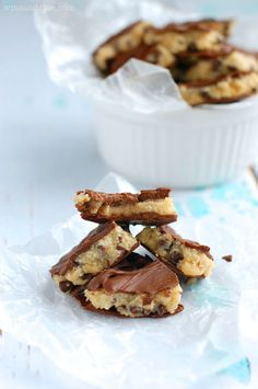 Cookie dough bark? Yes, please!