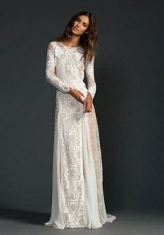 Wonderful Perfect Wedding Dress For The Bride Ideas. Ineffable Perfect Wedding Dress For The Bride Ideas. Grace Loves Lace, Formal Evening Dresses, Prom Dresses, Dress Formal, Dress Prom, Long Sleeve Formal Dress, Formal Prom, Bridal Gowns, Wedding Gowns