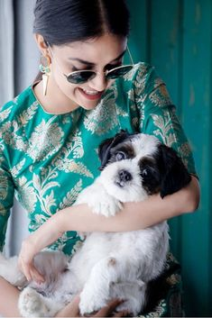 My Pets Their Pets Mptp 8 Keerthy Suresh Veggie Dog Friendly Pic 1 Keerthy With A Huge Dog Toby Actresses Beautiful Indian Actress Tamil Actress Photos