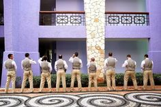 22 Fun Photo Ideas That Put The 'Party' In Wedding Party | Huffington Post