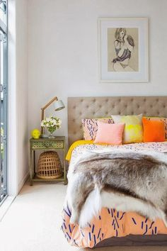 Dreamy bedroom - Daily Dream Decor