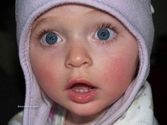 Wow Factor! Big Beautiful Eyes!