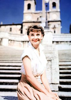 Roman Holiday ~ 1953