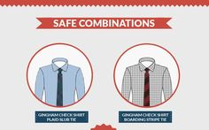 The Ultimate Guide For Man To Perfectly Match Shirt And Tie nn Here's how to properly match a shirt and tie.
