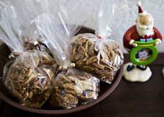 Candied Pecans recipe - It would not be Christmas if I did not make many, many batches of Candied Pecans. This recipe is one of the easiest food gifts there is to make for someone. I started making them every year for my sister-in-law Paige, but once people had a few, they were asking for me to make them some too. #pecan #holiday #nuts #candy