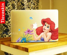 Hey, I found this really awesome Etsy listing at http://www.etsy.com/listing/156861706/disney-ariel-little-mermaid-decal-for