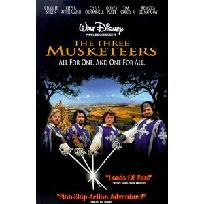 The Three Musketeers (Walt Disney Pictures Presents) [VHS] [VHS Tape] (1993) $4.95