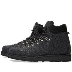 Diemme Roccia Vet Boot (Charcoal Tweed)