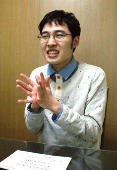 Naoki Higashida | KYODO