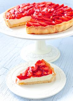 Cheesecake Recipes, Dessert Recipes, Polish Desserts, Arabic Dessert, Lebanese Recipes, Sweets Cake, Best Dishes, Healthy Dishes, Weekday Meals