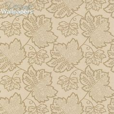 A rich trailing leaf design, New Canaan features intricately drawn patterns within patterns to create an intriguing wallpaper full of depth. With its beautiful large leaves New Canaan, part of Thibaut's Avalon collection, reminds us of all the delights autumn afternoons can bring.