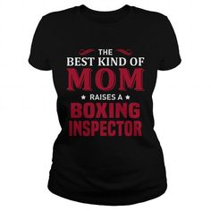 Boxing Inspector LIMITED TIME ONLY. ORDER NOW if you like, Item Not Sold Anywhere Else. Amazing for you or gift for your family members and your friends. Thank you! #boxing #shirts