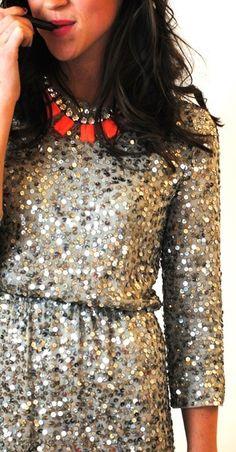 #glitter #fashion #silver www.theglittervault.com