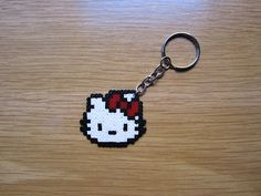 REGALITOS CURIOSOS: Llavero Hello Kitty