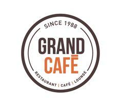 Grand Cafe Rebranding by Matter , via Behance