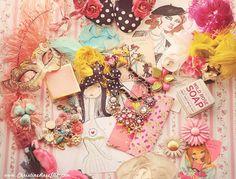 Christine Rose Elle BYW Mood board by dollybelle, via Flickr