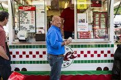 Andrew Zimmern's 18 Must-Try Minnesota State Fair Foods.  I like that he's more of a State Fair traditionalist.