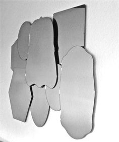 SHOWTIME MIRROR (set) by JAIME HAYON | From a unique collection of antique and modern wall mirrors at http://www.1stdibs.com/furniture/mirrors/wall-mirrors/