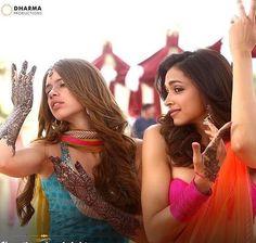 Deepika and kalki