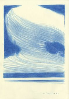Cloud Drawing, Drawing Now, Painting & Drawing, Abstract Landscape, Landscape Paintings, Palette Art, Observational Drawing, Collaborative Art, Pencil Illustration
