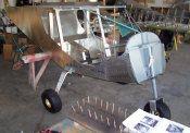 STOL CH 750 installation