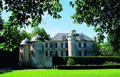 chateau d'urtubie exterieur
