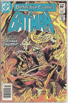 DC Comics Detective Comics starring Batman by FloridaFindersPaper, $5.00