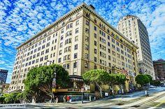 Stanford Court Hotel On Nob Hill,  San Francisco    mitchellfunk.com