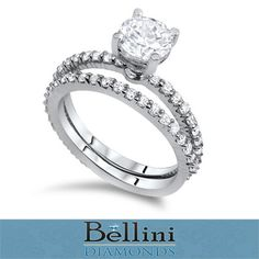 Check this out! The main diamond is only a .4, but its high quality and the total weight is nice.