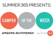 Amanda Zuckerman of Dormify was featured as Summer 365's camper of the week! Read about her camp experiences on their blog: http://www.summer365.com/summer-365-camper-week-amanda-zuckerman/
