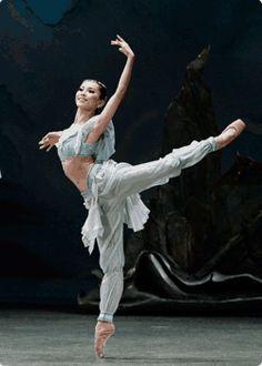 Shiori Asakawa from K-Ballet...
