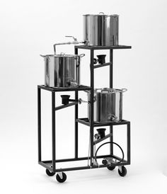 """The """"high end"""" home-brew setup, until now..."""