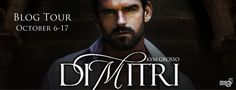 Wicked Reads: Dimitri by Kym Grosso Blog Tour