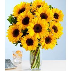 Something Special with Flowers - Eshopclub Same Day Flower Delivery - Fresh Flowers - Wedding Flowers Bouquets - Birthday Flowers - Send Flowers - Flower Arrangements My Flower, Fresh Flowers, Beautiful Flowers, Happy Flowers, Meaning Of Sunflower, Send Flowers Online, Sunflower Pictures, Sunflower Bouquets, Mellow Yellow