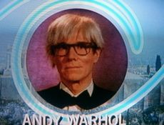 Andy Warhol on The Love Boat!!!!!