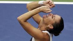 Flavia Pennetta wins Grand Slam, then in ultimate mic drop, retires - http://www.baindaily.com/flavia-pennetta-wins-grand-slam-then-in-ultimate-mic-drop-retires/