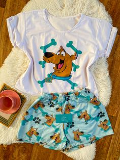 Cute Pajama Sets, Cute Pjs, Cute Pajamas, Cute Lazy Outfits, Girly Outfits, Trendy Outfits, Cool Outfits, Girls Fashion Clothes, Teen Fashion Outfits
