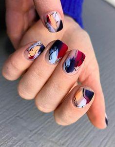 Chic Nails, Stylish Nails, Trendy Nails, Dream Nails, Love Nails, Pink Nails, Nails Ideias, Nagellack Design, Minimalist Nails