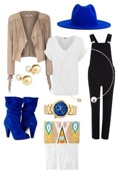 A tribe called quest by styledxneistyles on Polyvore featuring polyvore, fashion, style, WearAll, Glamorous, River Island, Porsamo Bleu, Yoko London, Sophie Bille Brahe, Études and clothing