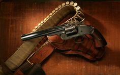 smith & wesson schofield revolver model 1870