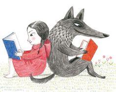 Las 1001 versiones ilustradas de 'Caperucita Roja' - RTVE.es