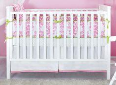 Novela   Ela Organic Baby Bedding Collection