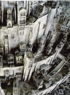 The White City of Gondor