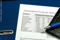 Was ist rechtens bei der Betriebskostenabrechnung?