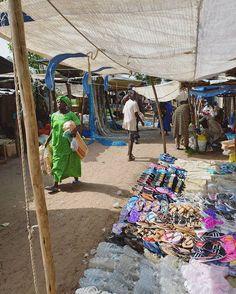 Bushmarket, Thies - Sénégal