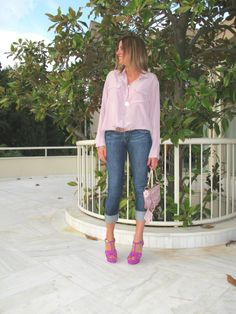 fb5558884f28 Thessaloniki Day 2- Historical Monuments and Museums in YSL High Heels